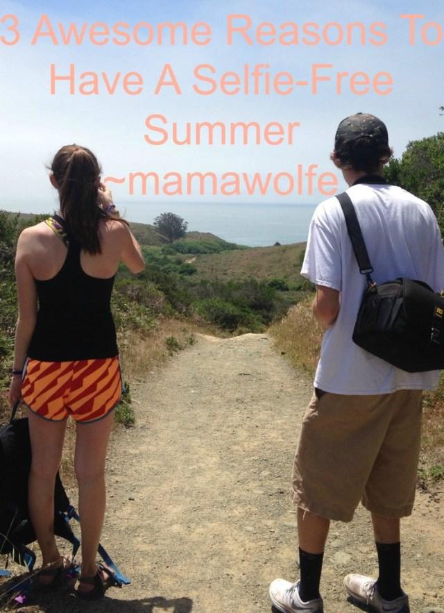 selfie free summer-mamawolfe