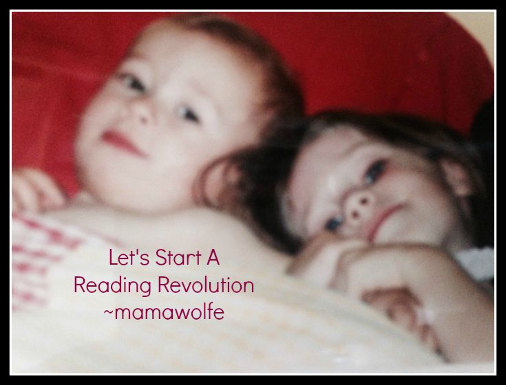 Let's Start A Reading Revolution