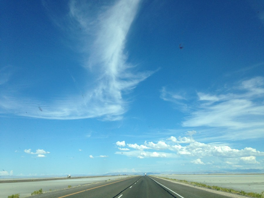 Driving Is Like Life: Always Look Ahead
