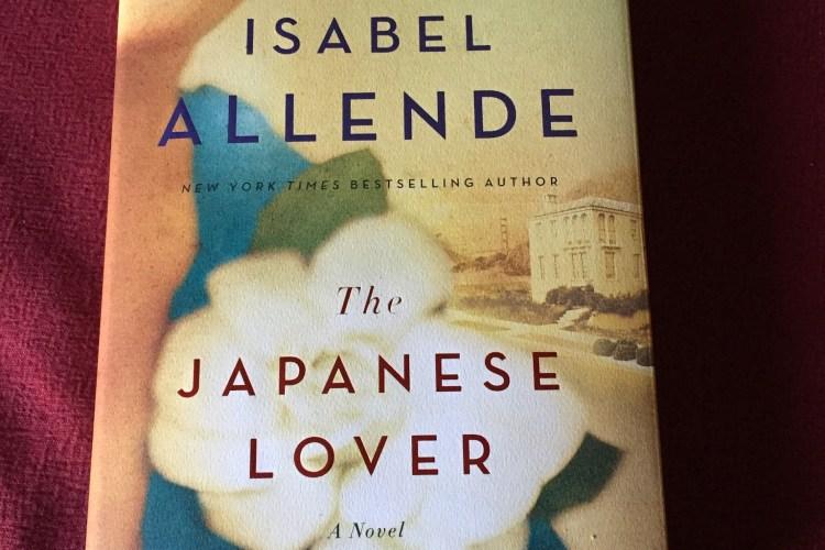 Isabel Allende's The Japanese Lover
