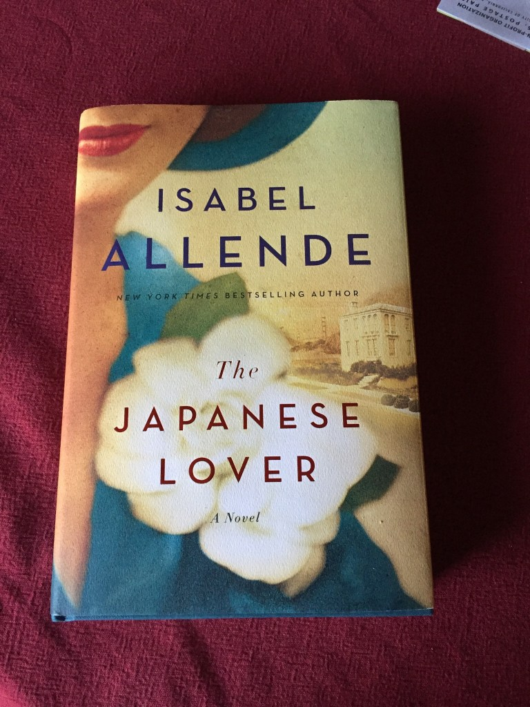 Isabel Allende's The Japanese Lover