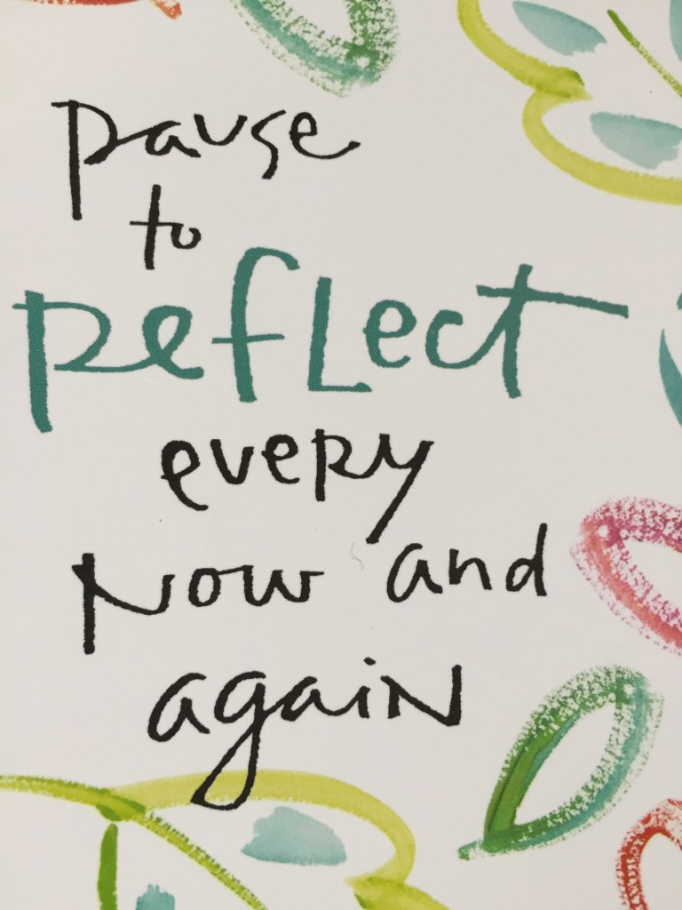 reflect quote