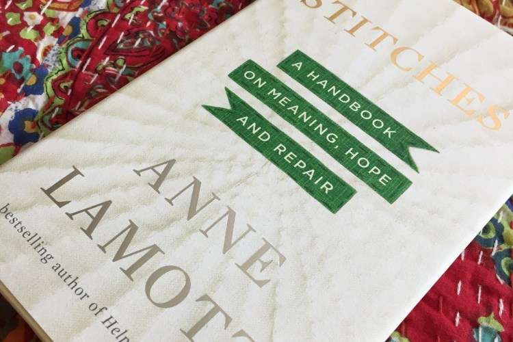 Anne Lamott Stitch
