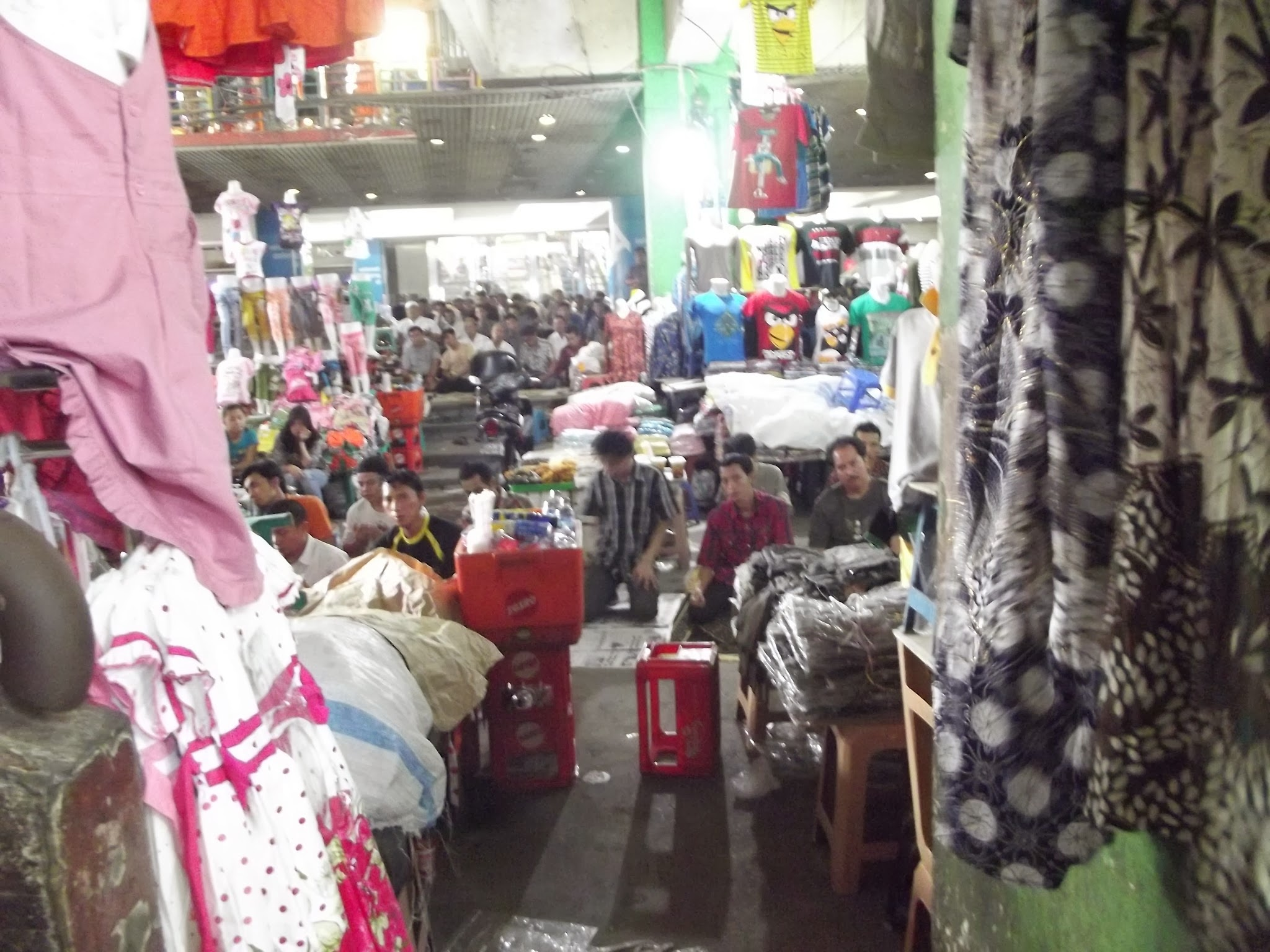 Indonesia shopping