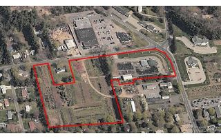 FOR LEASE: Build to Suit or Ground Lease Opportunity