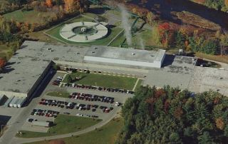 FOR LEASE: 167,000 SF Industrial Facility with Rail Service