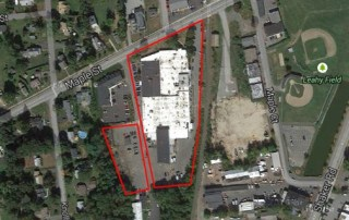 FOR LEASE/SALE: 80,452 SF East Longmeadow Industrial Facility