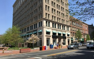 FOR LEASE: Main Street - Downtown Springfield's 100% Corner