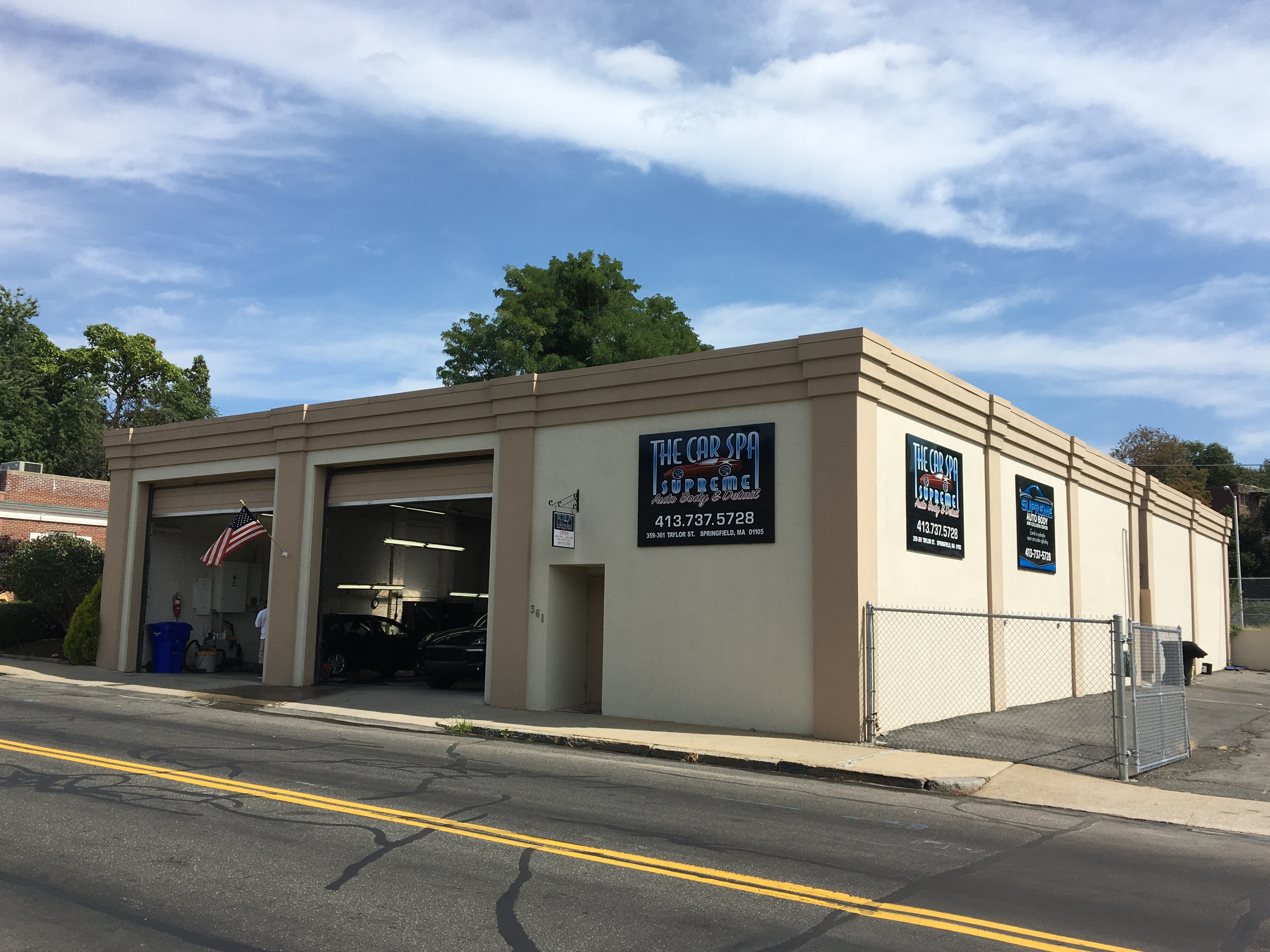 Springfield Massachusetts Area mercial Real Estate