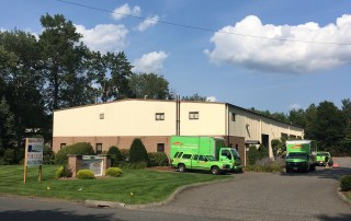 FOR LEASE: 5,250 SF Ludlow Industrial Flex Space