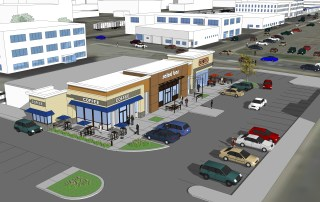 FOR LEASE: Liberty Square - Hard Corner Springfield Retail Location