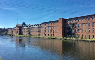 FOR SALE: Revitalized Holyoke Mill Building