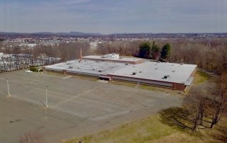 FOR LEASE: 141,000 SF Agawam Industrial Facility