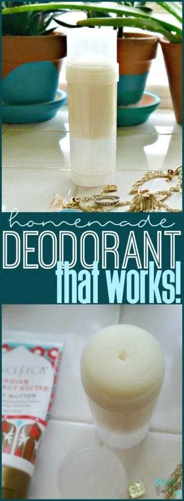 Deodorant DIY