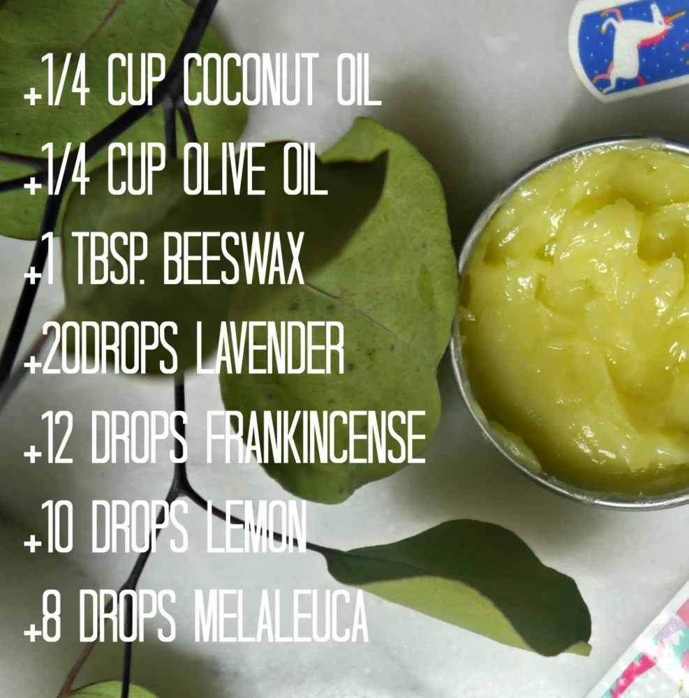 Homemade Neosporin