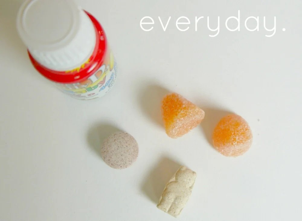 Supplements for kids