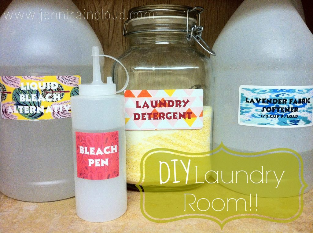 Diy Laundry Room