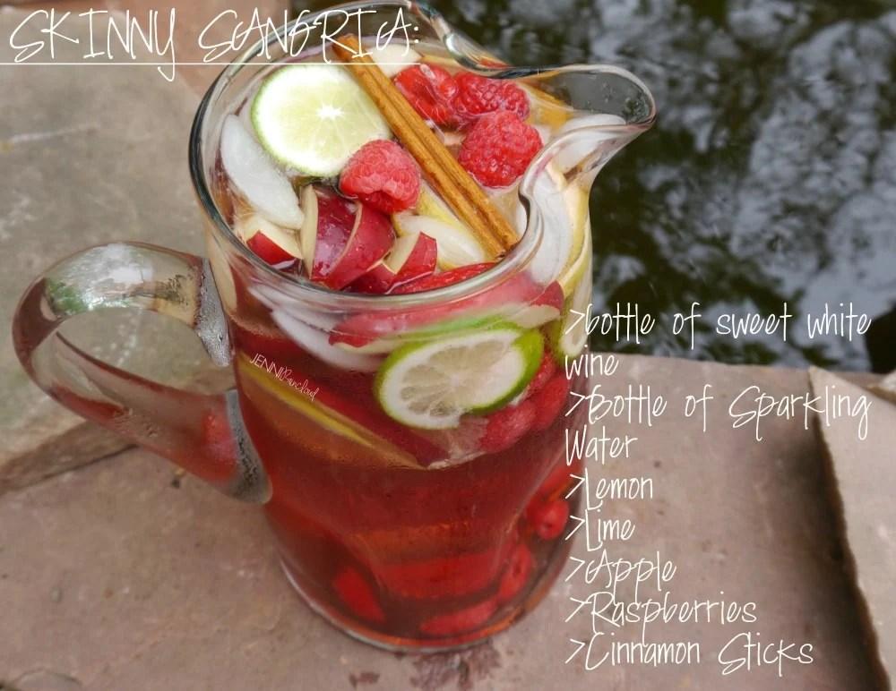 Low Sugar Sangria
