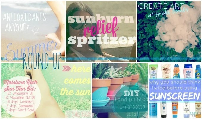 Summer Related Posts