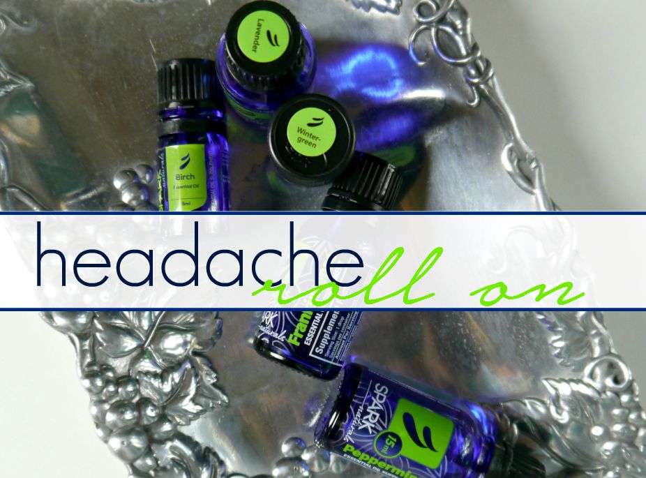 Headache Roll-On
