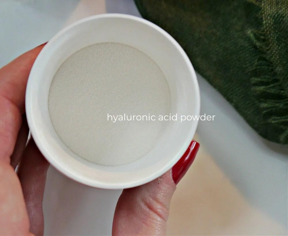 DIY Hyaluronic Acid Serum Recipe