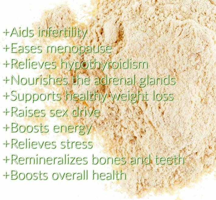 Maca-Root-Powder Benefits