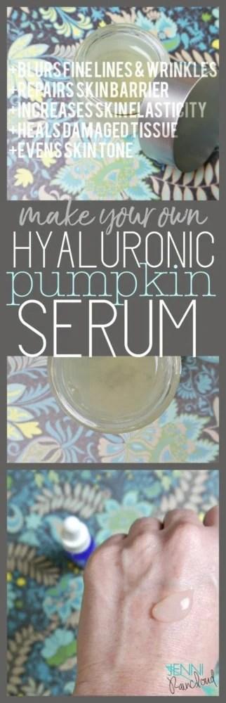DIY Hyaluronic Acid Serum