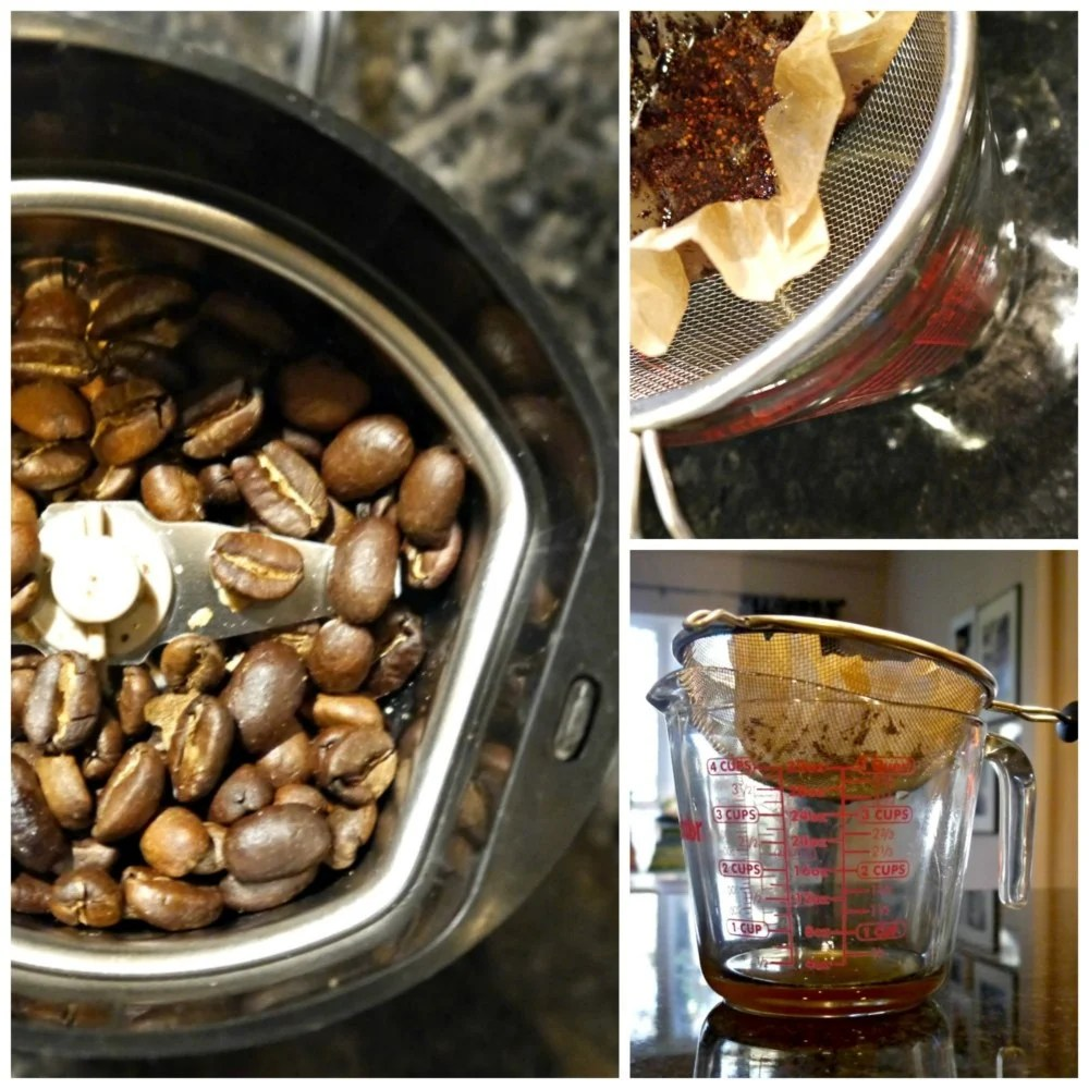 How to Infuse Coffee into Oil