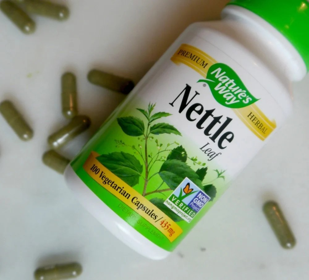 Nettle Leaf for allergies