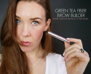 100% Pure Green Tea Fibers Brow Builder