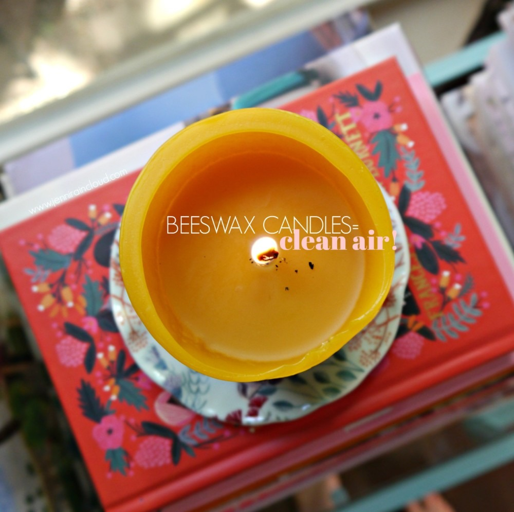 Beeswax Candle Benefits