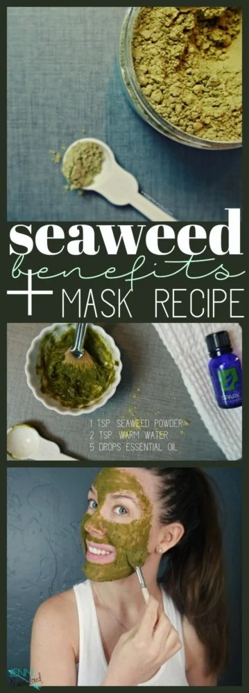 The benefits of seaweed for the skin