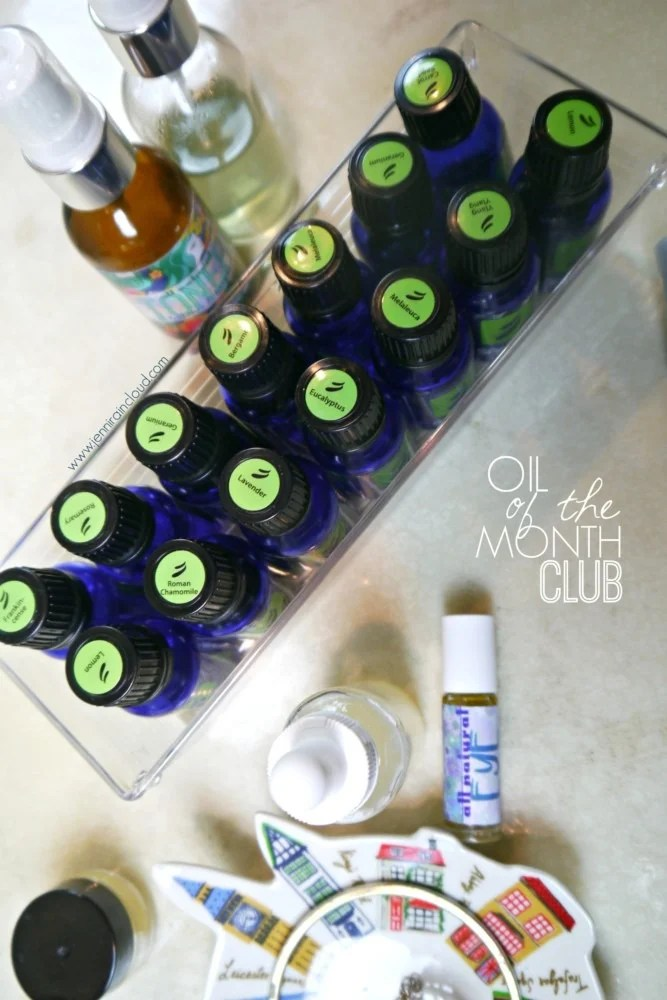 Spark Naturals Oil of the Month