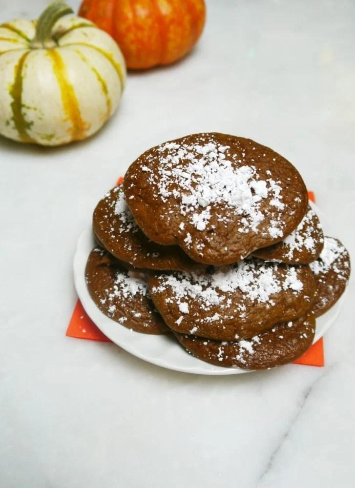 Grain Free Pumpkin Cookies Blender