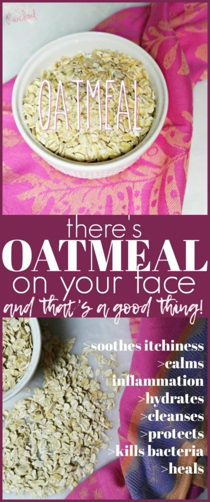 Skin Benefits of Oatmeal on Your Face!