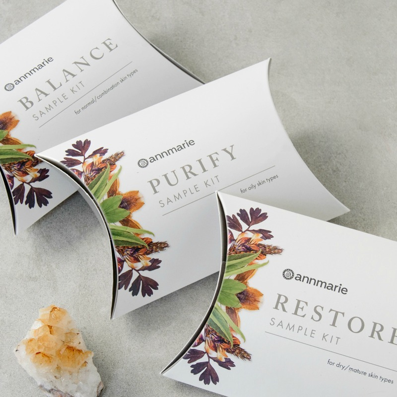 Annmarie Skin Care Sample Kits