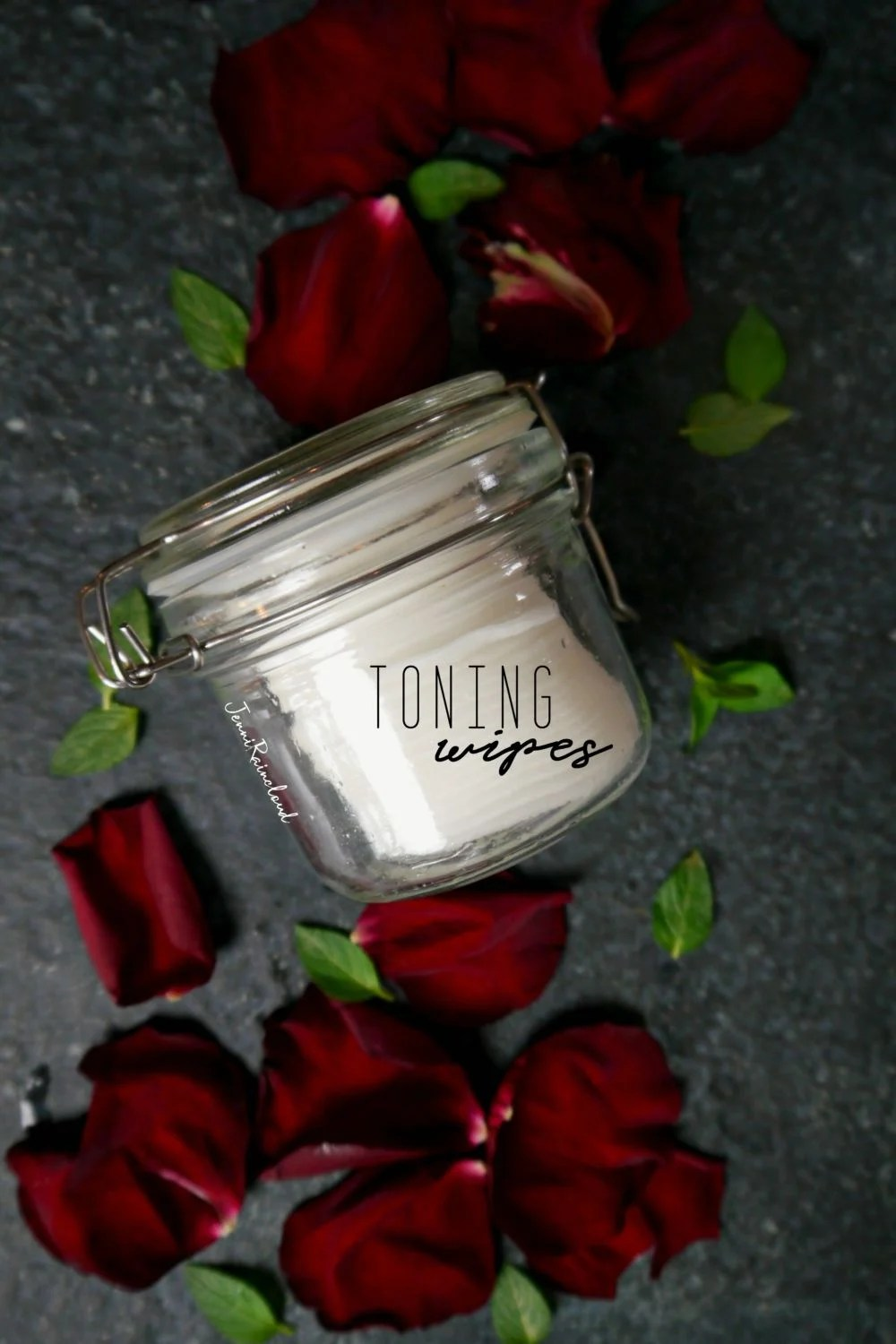 DIY Toning Wipes