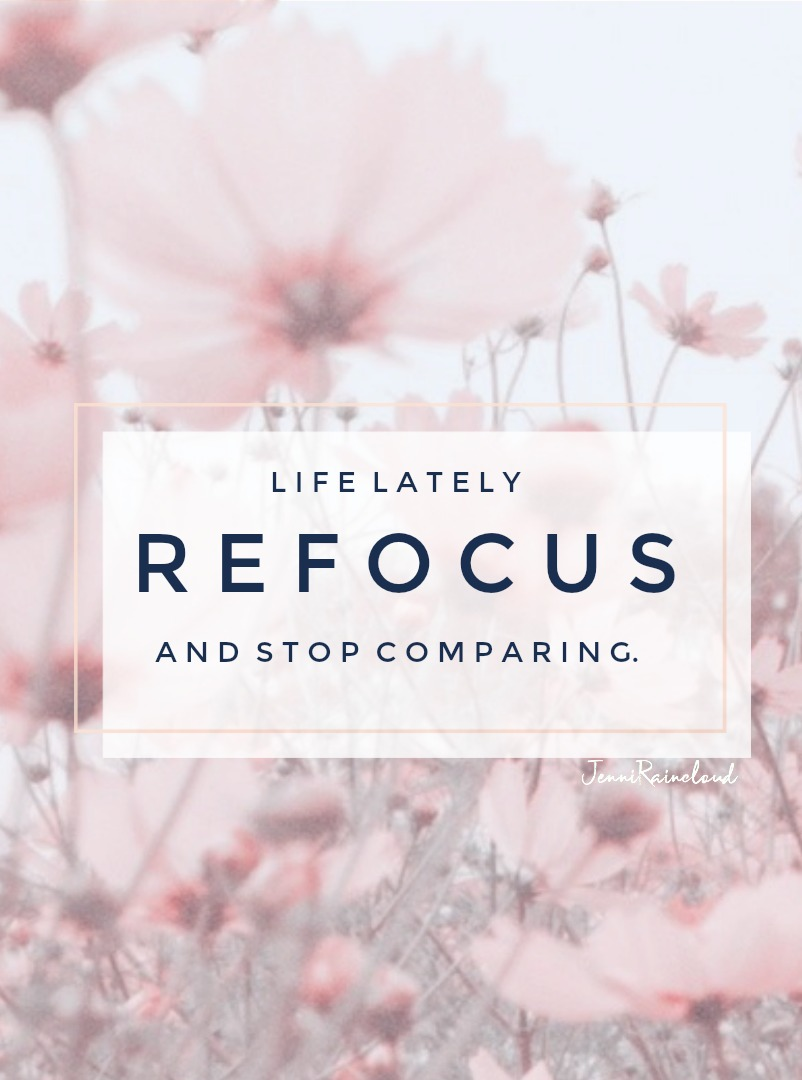 Life Lately-Refocus