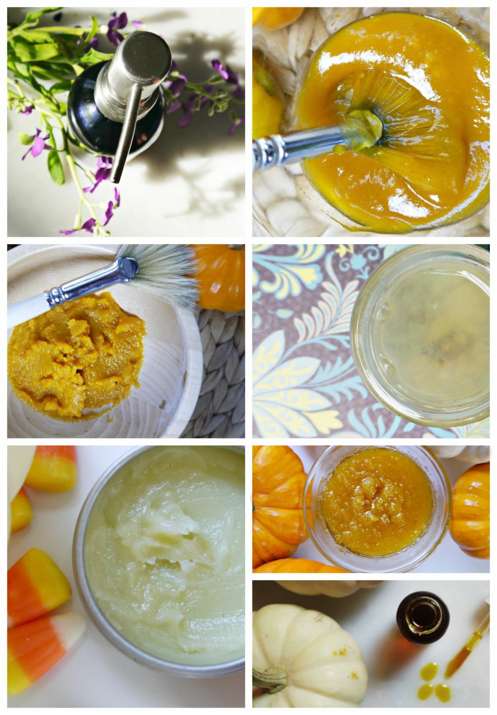 DIY Skin Care Pumpkin Recipes