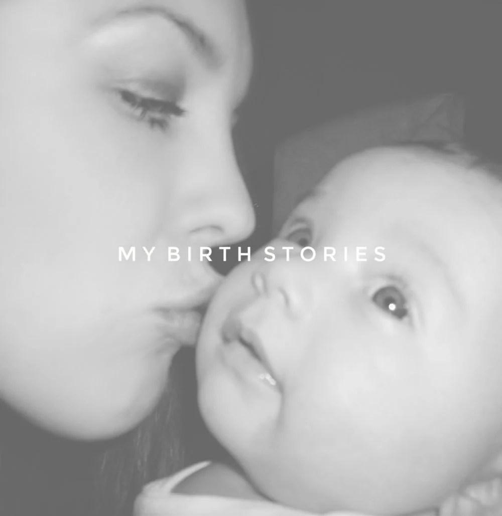My Home Birth Stories….