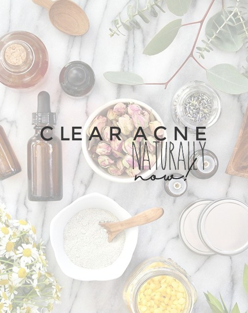 Heal Adult Acne for Good!!