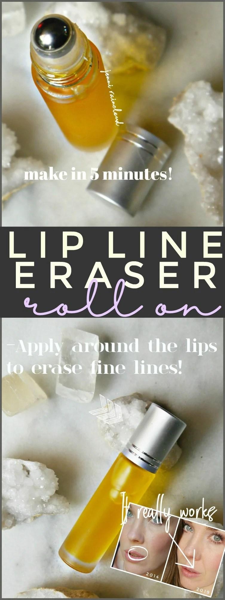 Lip Line Eraser Roll On