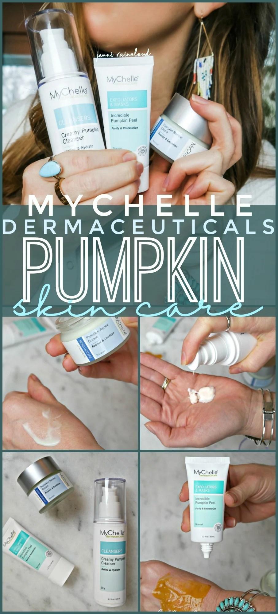 MyChelle Dermaceuticals Dyniowa pielęgnacja skóry