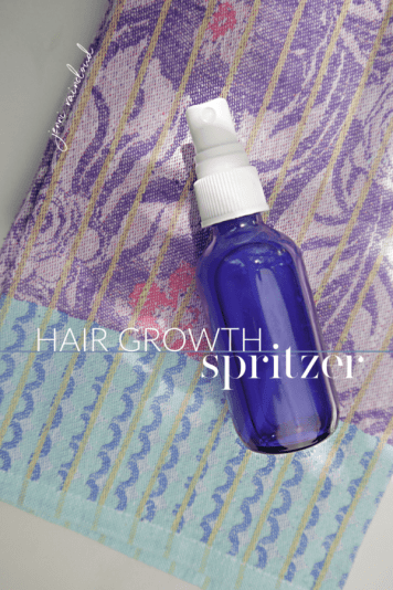 Hair Growth Spritzer