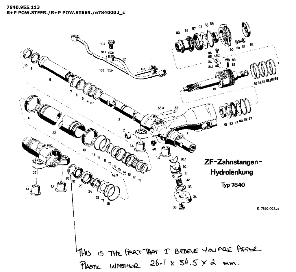 rack and pinion steering diagram free tool for flow chart diagrams 928 tech tips