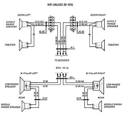 series speaker crossover wiring diagram 98 mustang gt tweeter great installation of detailed rh 15 4 5 gastspiel gerhartz de diagrams for subwoofers crossovers circuit