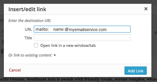 emaillink