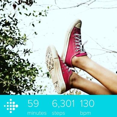 2.87 miles!