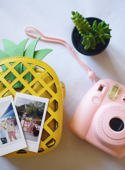 Fujifilm Instax Mini 8 Instant Camera!
