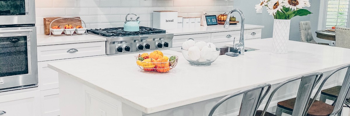 Ditch the kitchen clutter.
